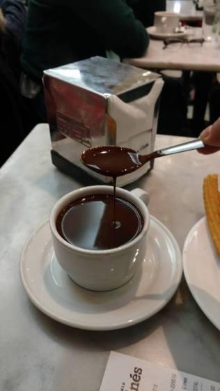 San Gines - Chocolate